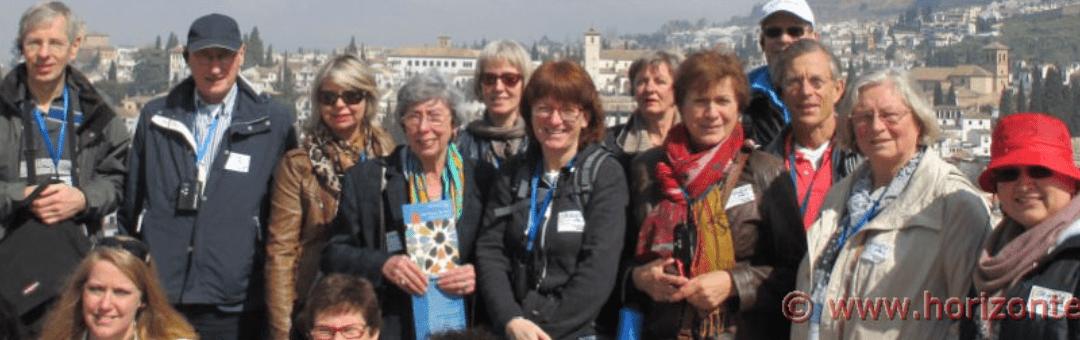 Reis naar Granada (28 maart – 1 april) | 2014